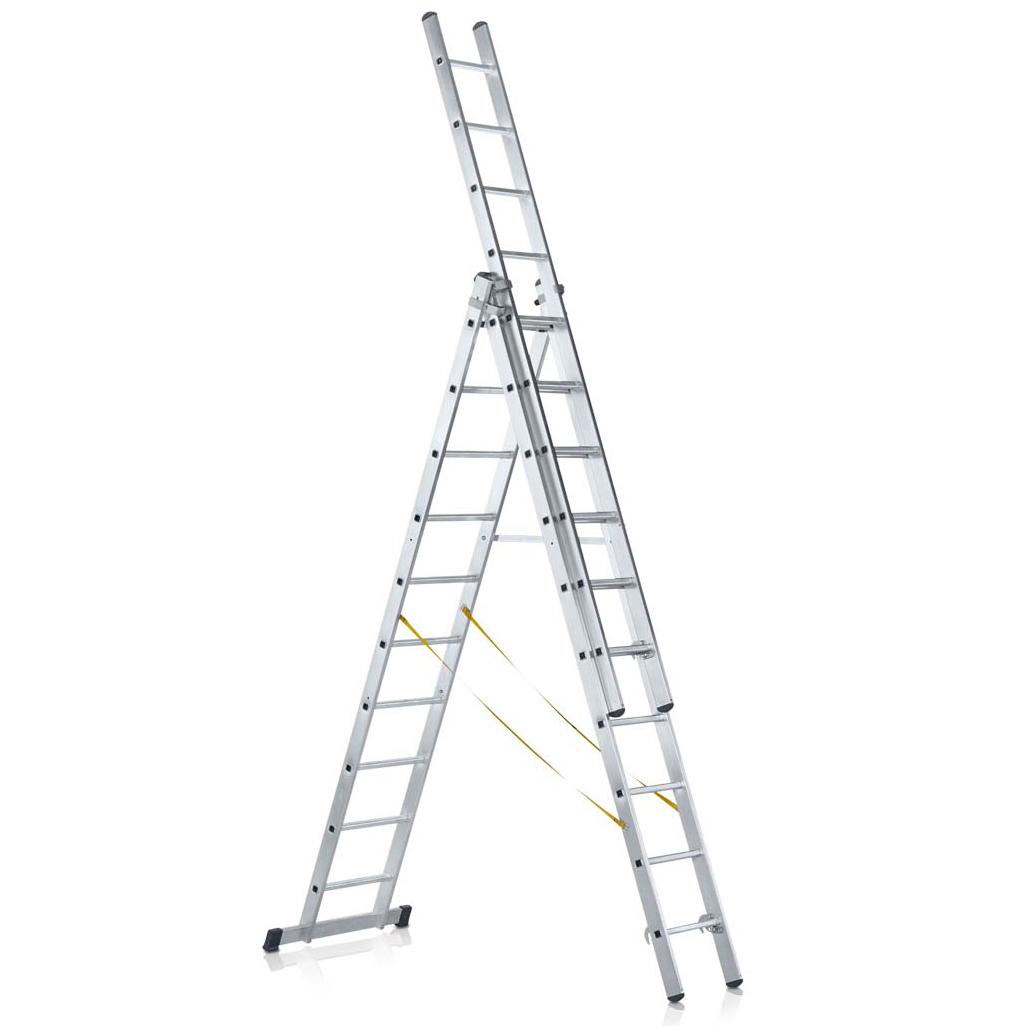 Zarges Skymaster 3 Part Ladder