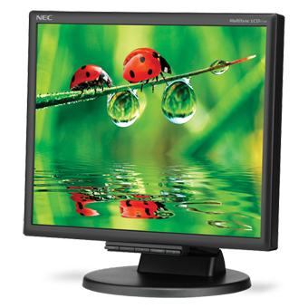 """17"""" NEC Desktop Monitor"""