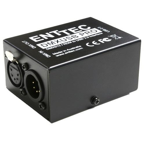 Enttec USB DMX Pro