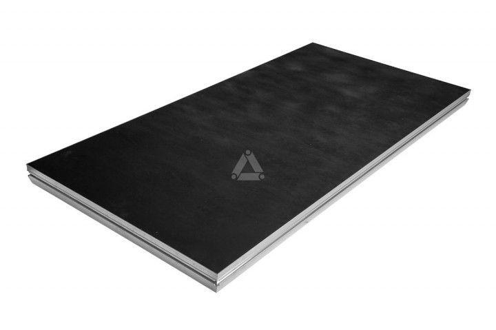 Black Stage Deck (2x1m)