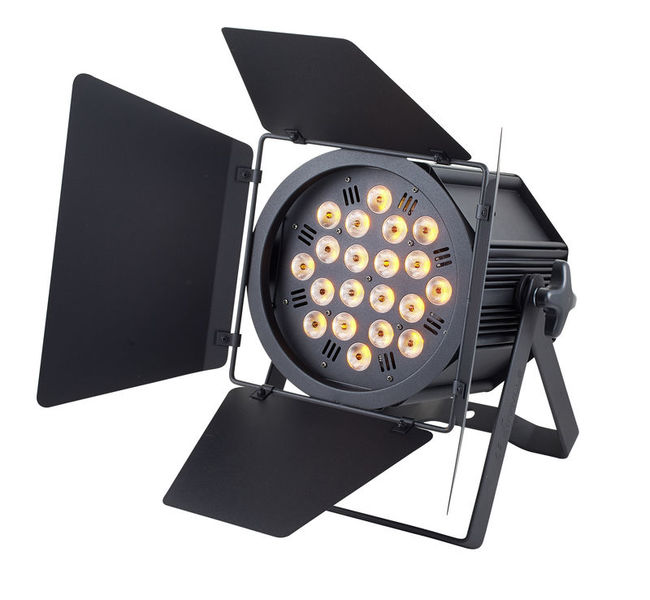 Stairville octagon theater 20x6W LED