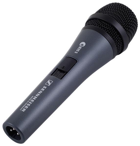 Sennheiser E835 S - Dynamic Microphone